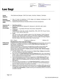 resume exles for warehouse data warehouse manager resume sle resume resume exles