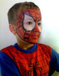 spiderman face painting children tutorials tips designs