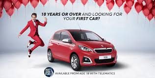 how much is a peugeot your first car just add fuel with telematics peugeot uk
