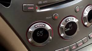 subaru tribeca 2006 interior suburu tribeca b9 air conditioner ac troubleshooting help youtube