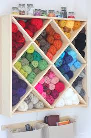 ideas help you organize your craft room yarnstoragerepeatcrafterme
