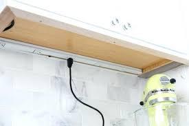 under cabinet electrical outlet strips under cabinet electrical outlet strips townhouse kitchen remodel
