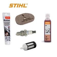 genuine stihl fs 70 extra service kit km fs 56 strimmer filters