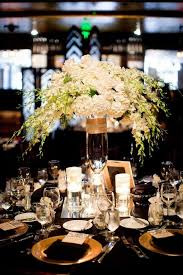 inspiring black and gold wedding table settings 40 in wedding