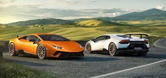 Lamborghini Huracan Automatic - lamborghini huracan performante officially revealed performancedrive
