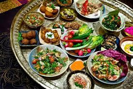 avec le régime méditerranéen la cuisine est facile et épicée