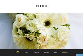 Wedding Album Companies 50 Best Wordpress Wedding Themes 2017