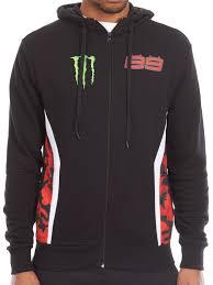 monster motocross gloves jorge lorenzo black monster energy 2017 99 zip hoody jorge