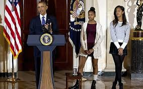 obama s daughters are doing it for moody and style free teenagers