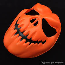 pumpkin mask party masks pumpkin mask horror ghost mask