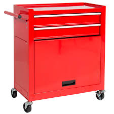 Tool Storage Cabinets Best Choice Products Portable Top Chest Rolling Tool Storage Box
