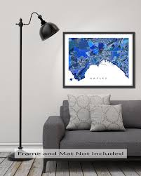 Naples Italy Map Naples Map Print Italy U2013 Maps As Art