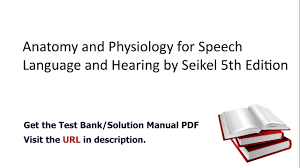 practice test bank for anatomy and physiology for speech language