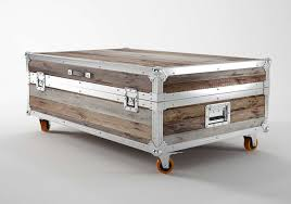Coffee Table Trunks Best 20 Of Steamer Trunk Stainless Steel Coffee Tables