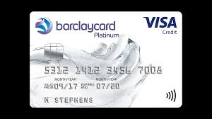credit cards barclays