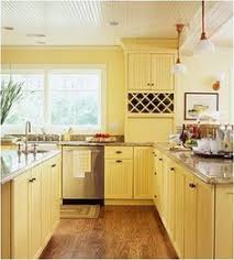 yellow kitchen cabinet if your kitchen cabinets are in good shape painting them is an
