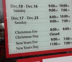 bj s will be closed on thanksgiving store hours my