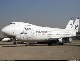 boeing 737 286 adv iran air aviation photo 0918541