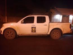 fiat toro branco dof recupera em amambai veículos que seriam levados para o