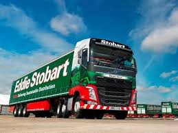 volvo truck group stobart group trials euro 6 volvo fh commercial motor