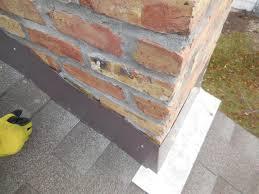 amazing chimney flashing kit karenefoley porch and chimney ever