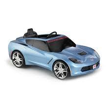 corvette power wheels power wheels 12 volt corvette ride on blue power wheels toys