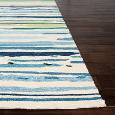 Outdoor Rugs Mats by Jaipur Rugs Colours Sketchy Lines 2 X 3 Indoor Outdoor Rug Blue