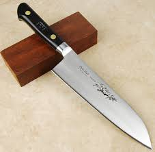 Japanese Kitchen Knives Brands Misono Swedish Santoku 180mm