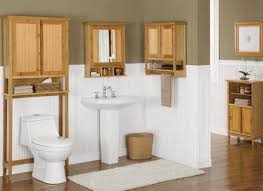 Bathroom Wall Cabinets Over The Toilet by Oak Bathroom Cabinets Over Toilet Benevola