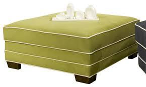 creative of green storage ottoman chelsea home square storage