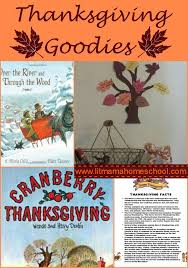10 thanksgiving read alouds and a craft lit