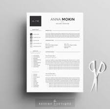 Resume Professional Sample by Professional Resume Template For Word Instant Download Resume