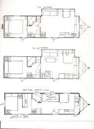 Free Small Home Floor Plans Tiny House Free Floors On Trailer Floor Plans Plan Weriza