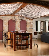 old italian wine cellar in a 21st century basement remodeling by