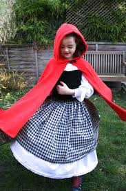 little red riding hood costume for world book day u2013 made by toya