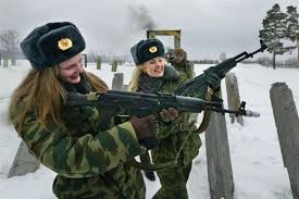 Russian Army Meme - ak47 woman google search armed women pinterest russian style