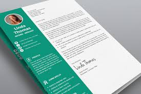 Flat Resume Design Designer One Page Resume Template Flat 50 Off Use Coupon Resume50