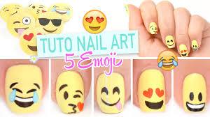 emoji nail art youtube