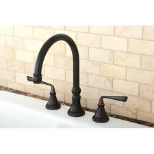 3 kitchen faucets rubbed bronze 3 kitchen faucet free shipping today