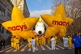 studded lineup for the macy s thanksgiving parade
