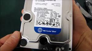 western digital hard drive black friday western digital blue 1tb sata3 6gb s hard drive unboxing u0026 first