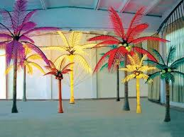 sell lighted led palm tree coconut tree lighting garden lights