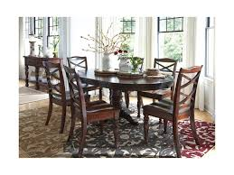 ashley furniture porter casual dining room group coconis