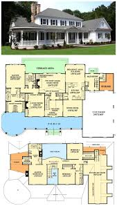 farm home floor plans 25 best farm home style designs farming building and house
