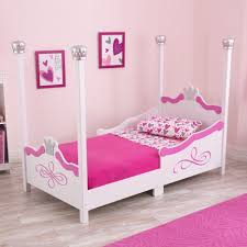 girls bed crown bedding set special toddler princess bed for your kids beautiful