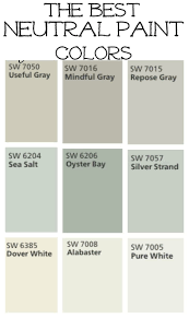 Best Neutral Bedroom Colors - best interior paint colors pilotproject org