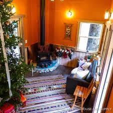 Treehouse Living Photo Tour Appalachian Christmas Treehouse U2014 Nelson Treehouse
