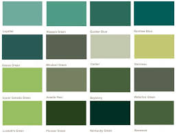 top colors for painted furniture