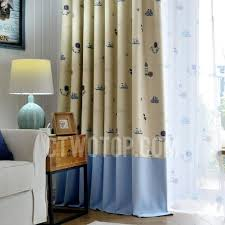 Room Separator Curtains Remarkable Nautical Room Divider White Nautical Pinch Pleated Room