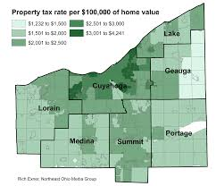 Independence Ohio Map by Property Tax Rates For 2015 Up For Most In Greater Cleveland Akron